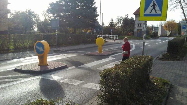Oświetlą niebezpieczne przejścia dla pieszych
