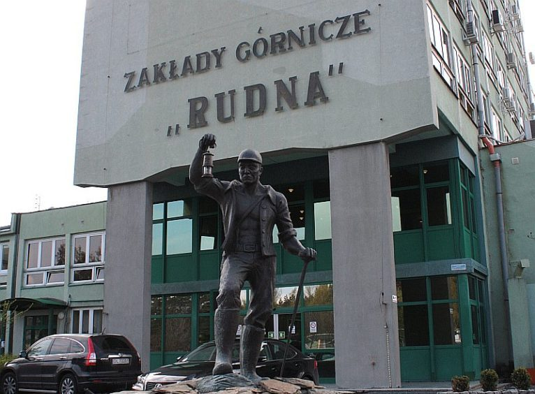 Zginął górnik z ZG Rudna