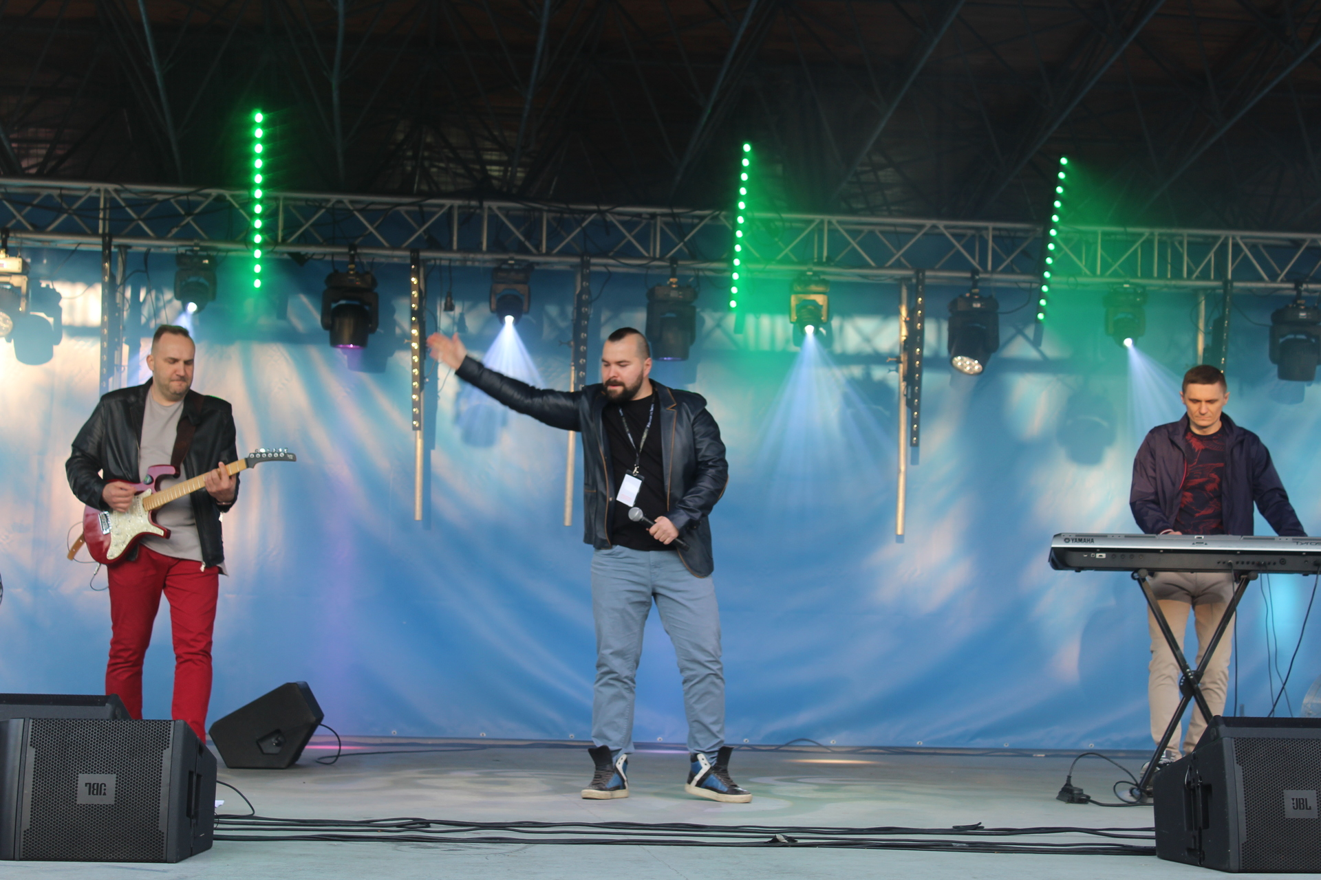W Polkowicach bawili się i pomagali (FOTO)