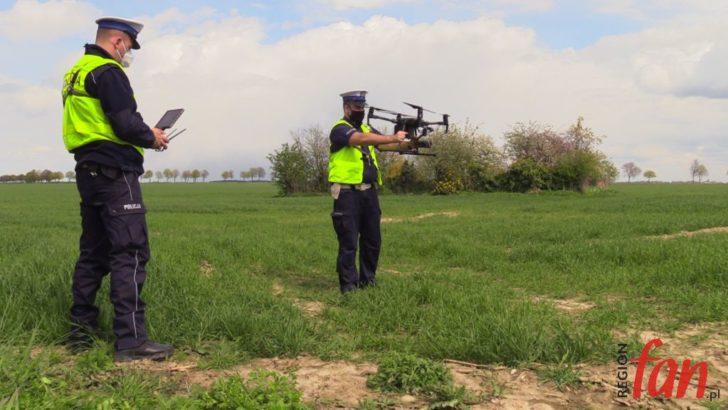 Posypały się mandaty… z drona! (WIDEO)