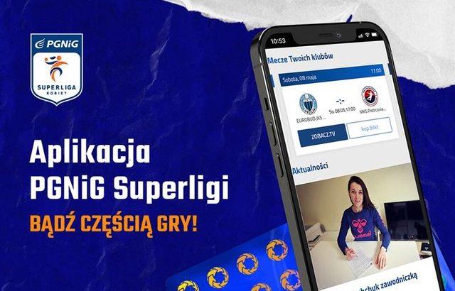 Superliga w aplikacji
