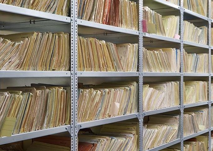 W szpitalu zniszczą starą dokumentację medyczną