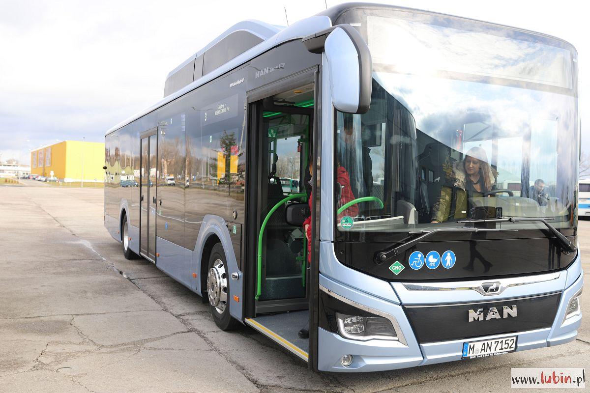 Od września takie autobusy będą wozić lubinian (FOTO)