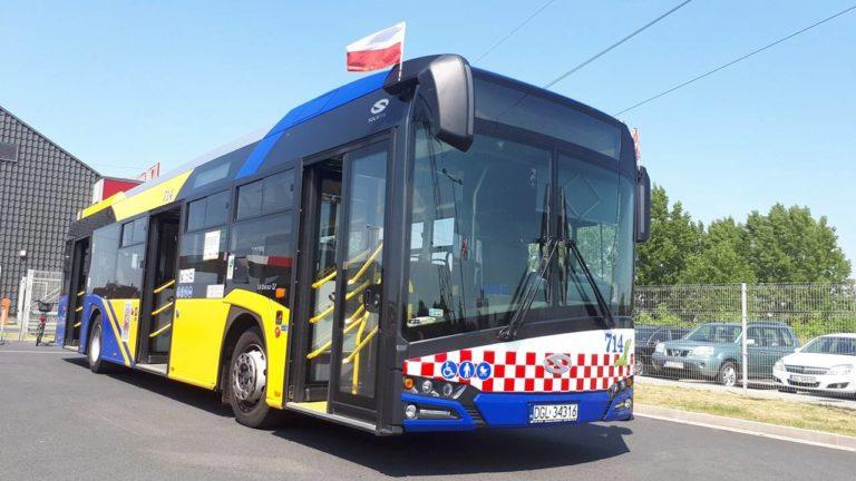 Mniej kursów głogowskich autobusów