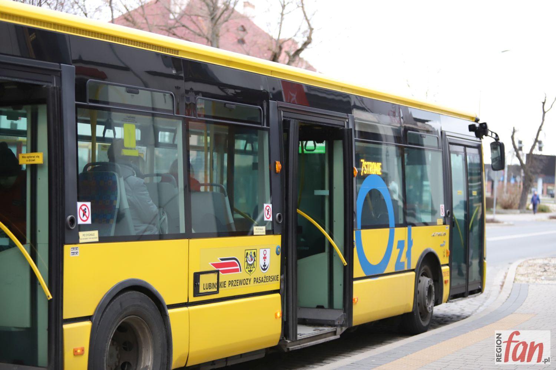 Autobusy też do dezynfekcji