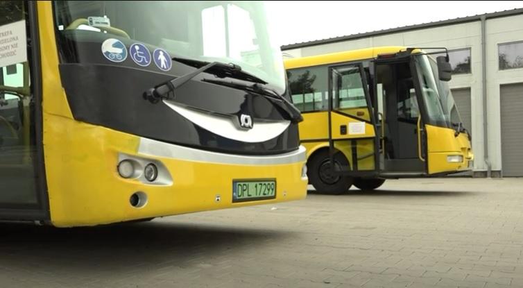 Autobusy z kursem na ekologię