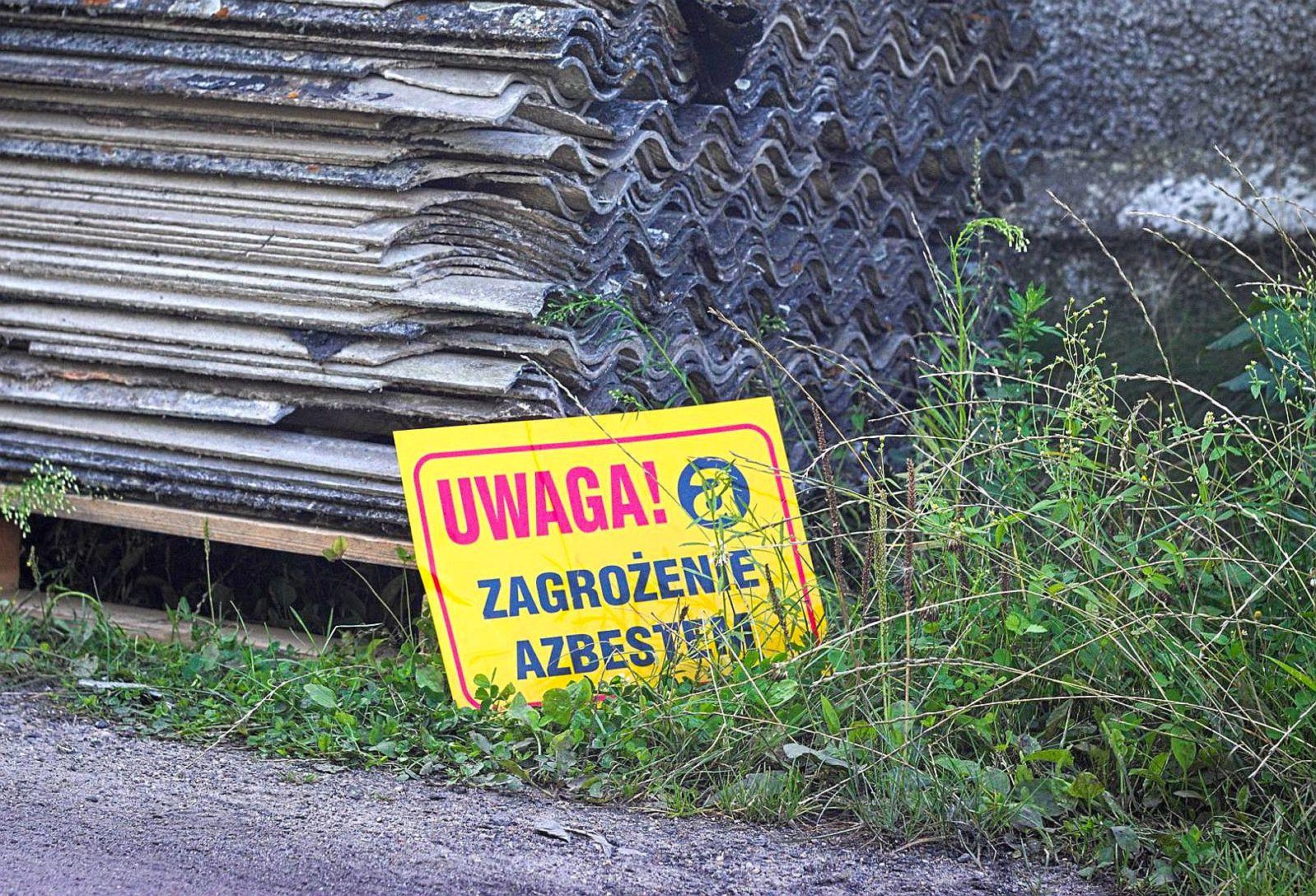 Gmina Krotoszyce chce się pozbyć azbestu