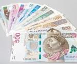 banknoty pieniądze 500 złotych NBP