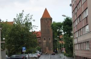 baszta chojnowska