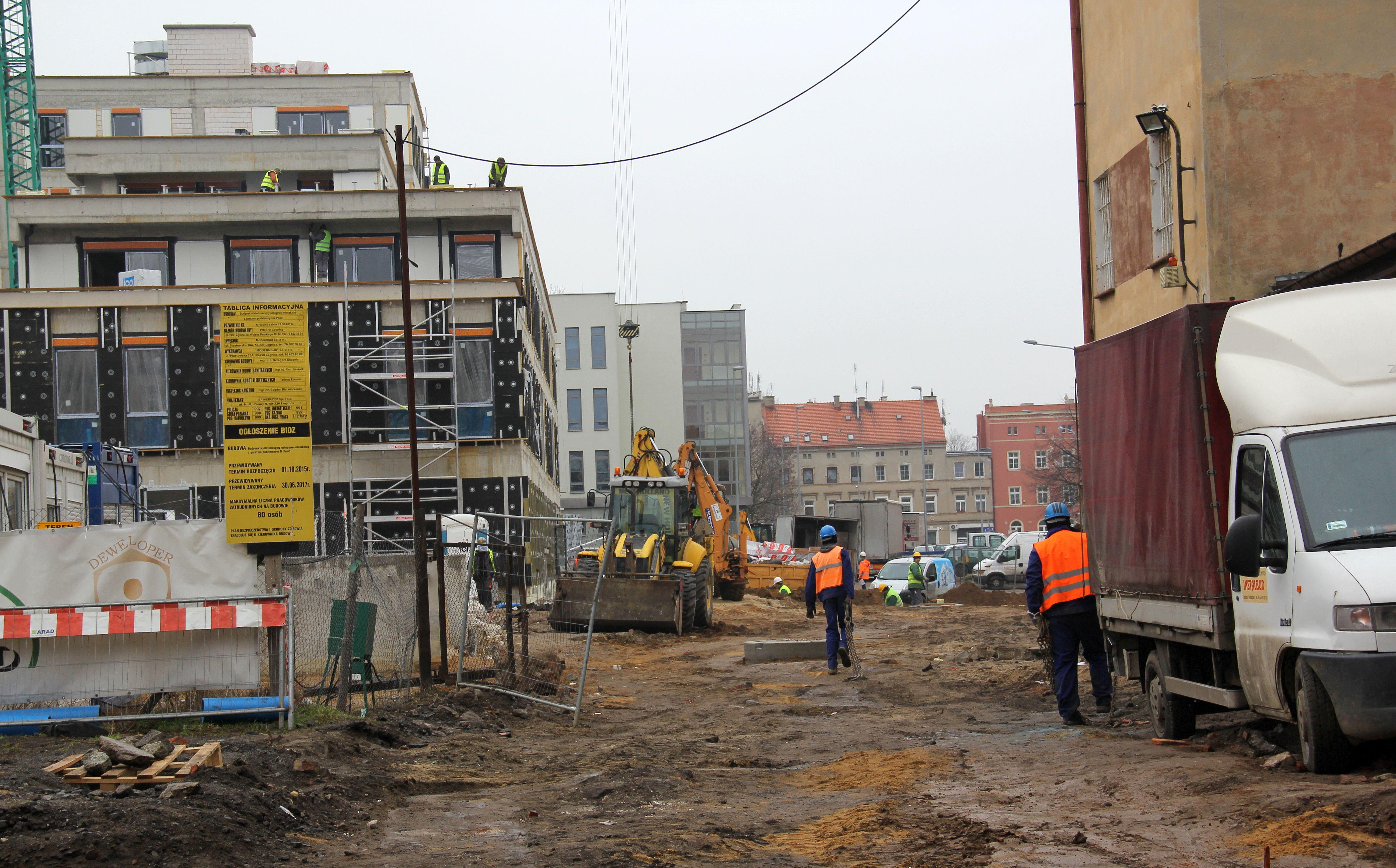 Ruszyły prace przy Wrocławskiej