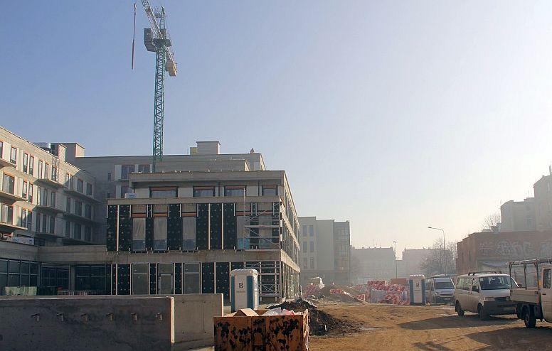 Budrim zbuduje drogi i parkingi w Legnicy