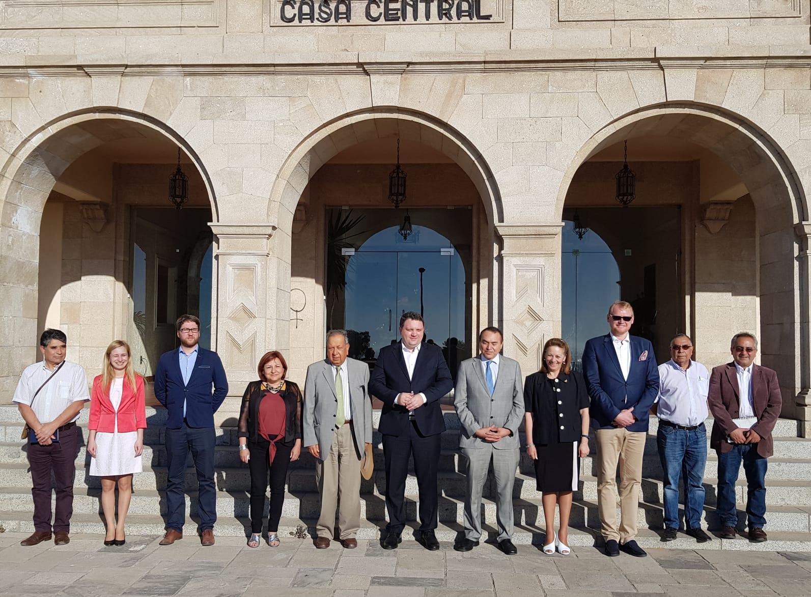 KGHM współpracuje z uczelnią w Chile