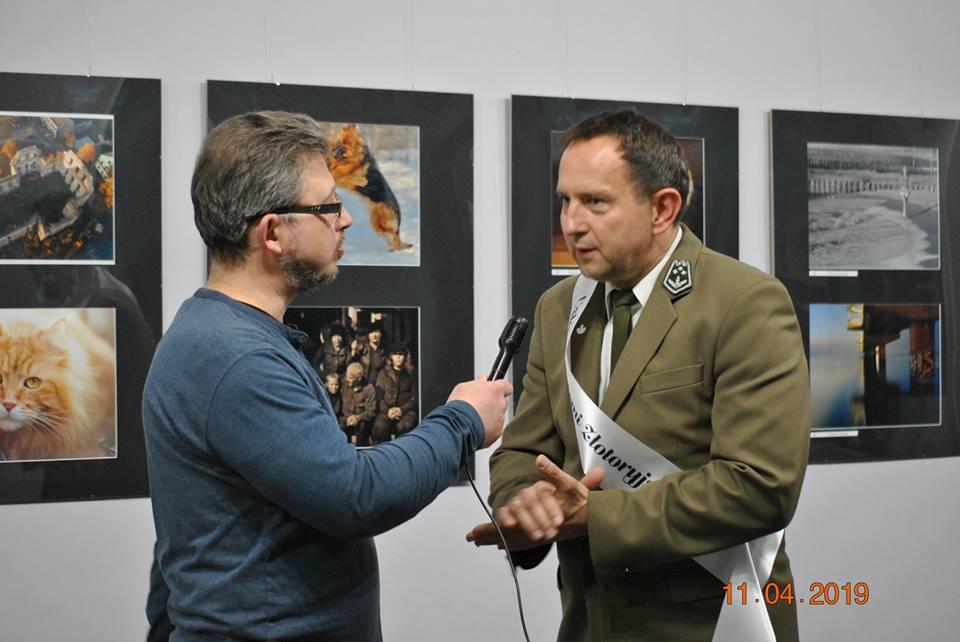 Jacek Kramarz Człowiekiem Ziemi Złotoryjskiej (FOTO)