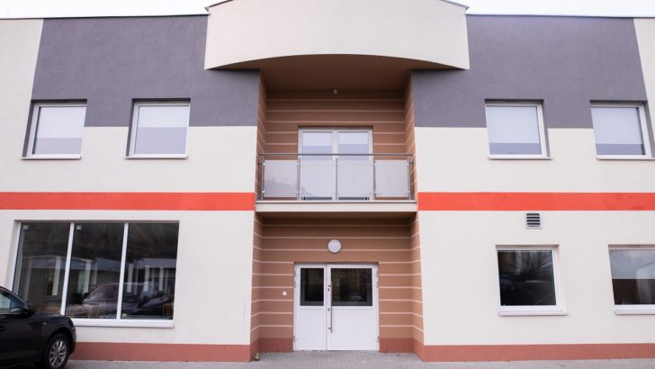 Wyjątkowy dom dla osób niepełnosprawnych (WIDEO)