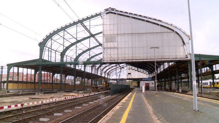 Remont dworca trwa, długi rosną (WIDEO)