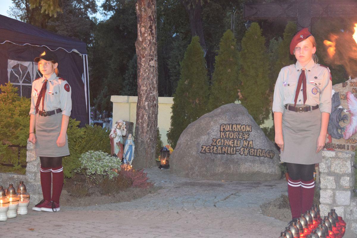 Uczcili 81'rocznicę napaści ZSRR na Polskę