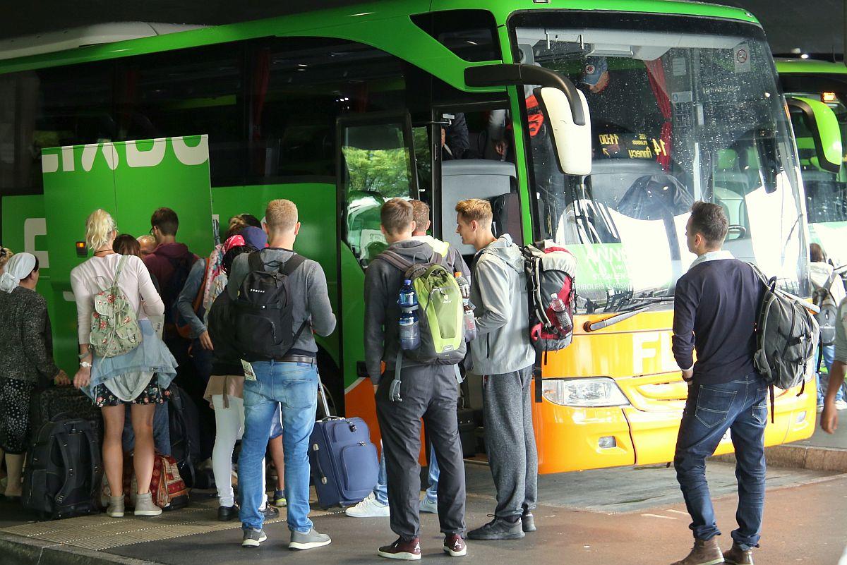 FlixBus rusza z promocją
