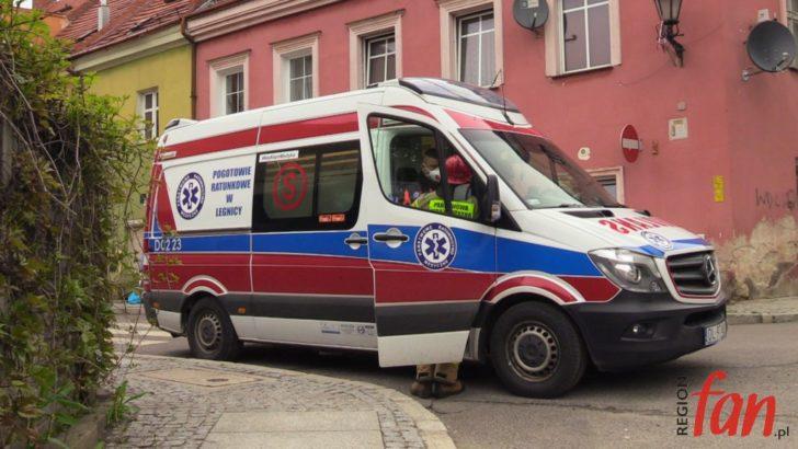 Ewakuacja na Staszica