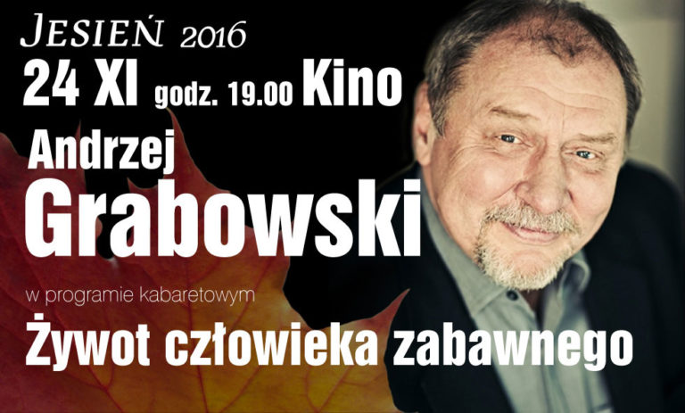 POLKOWICE. Grabowski solo
