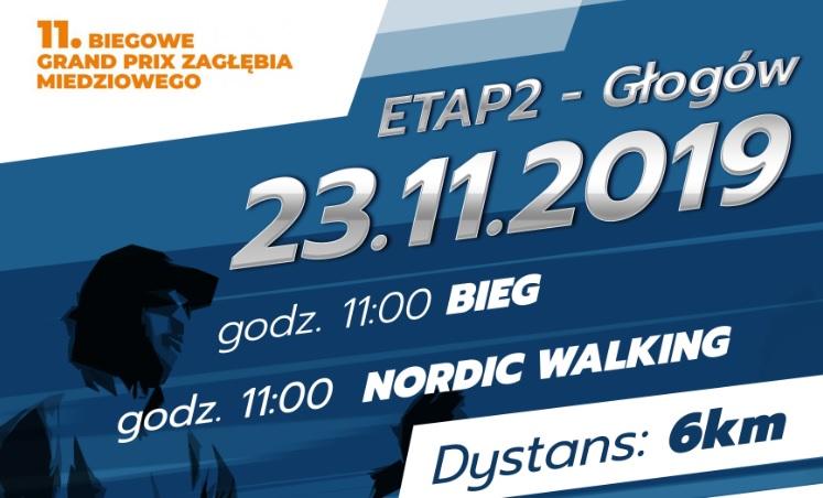 Drugi etap Biegowego GP w Głogowie