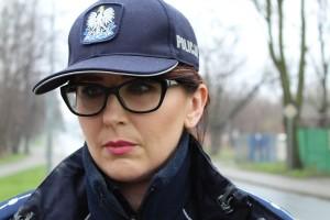 Iwona Król-Szymajda, rzecznik prasowy legnickiej policji