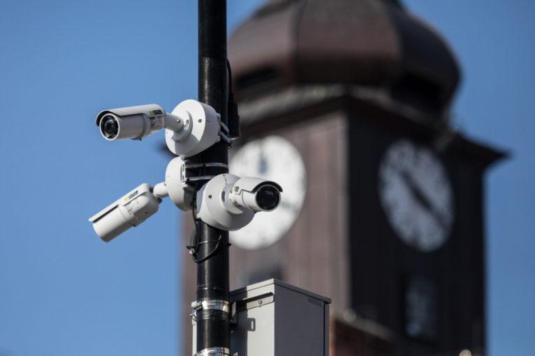 Kamery w parku już niebawem