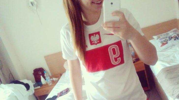 Strzelała bramki w reprezentacji Polski