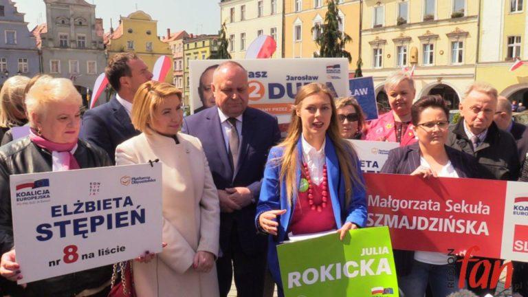 Koalicja z wizytą w Jaworze (FOTO, WIDEO)