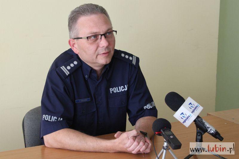 Lubińska policja będzie mieć nowego komendanta