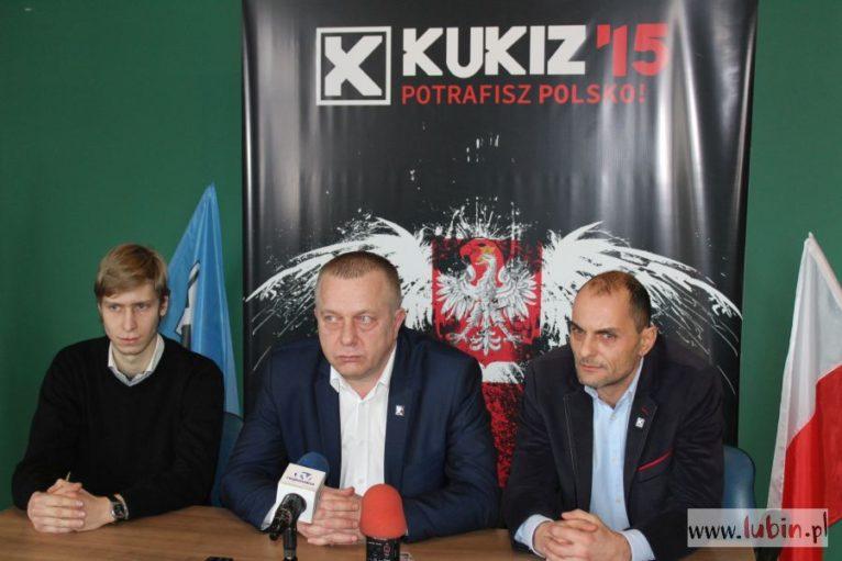 LUBIN. Kukiz'15 chyli się nad losem lubinian (WIDEO)