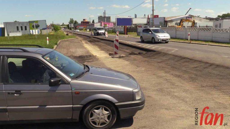 Ruszyła przebudowa ul. Kuzienniczej, są utrudnienia (FOTO, WIDEO)