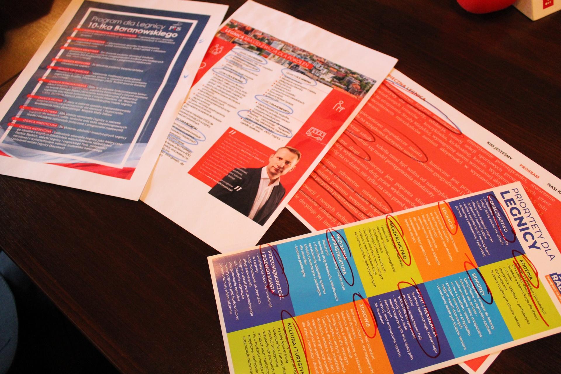Rabczenko: Łączą nas programy wyborcze