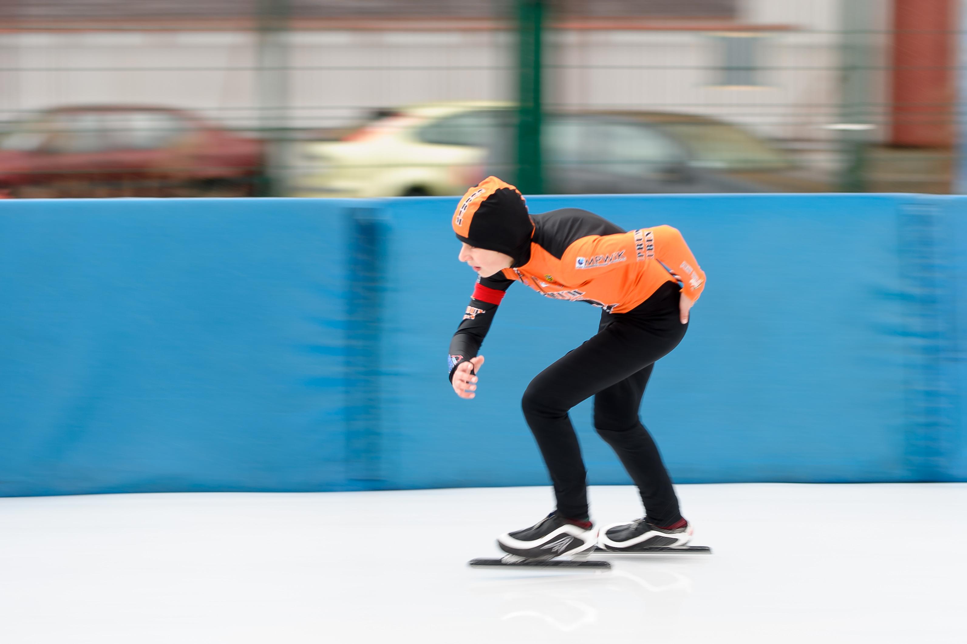 Ogólnopolskie Zawody Dzieci w łyżwiarstwie szybkim