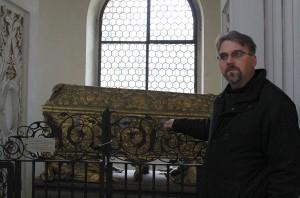 O. Jan Janus, proboszcz parafii św. Jana Chrzciciela w Legnicy