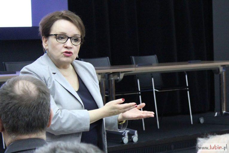 Anna Zalewska jednak nie pójdzie w korowodzie na Dni Złotoryi