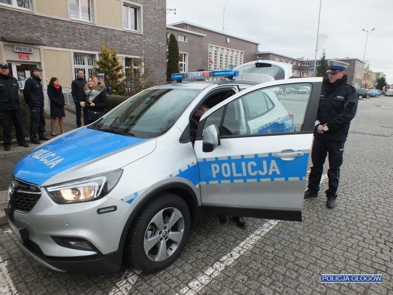 Prezent dla drogówki i patroli rowerowych (FOTO)