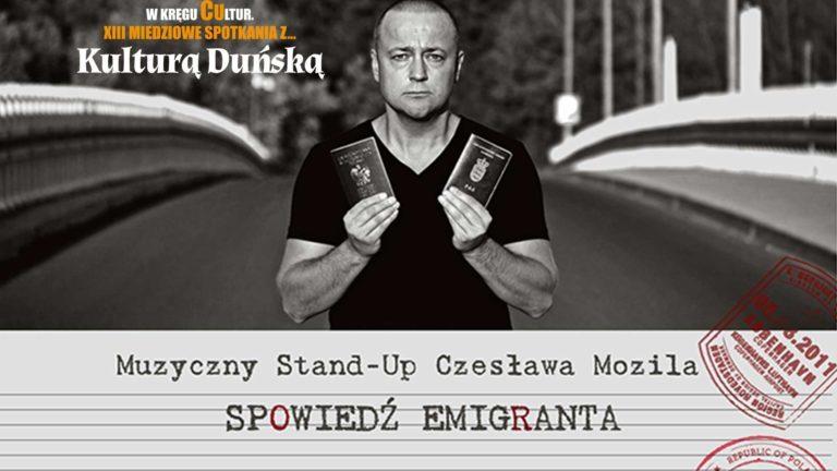 Czesław Mozil w Polkowicach