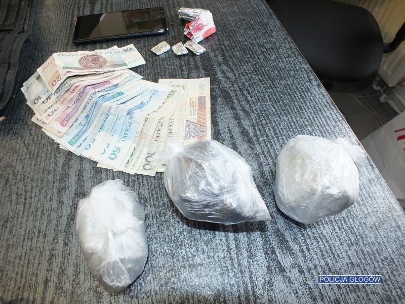 Kolejne zatrzymanie za narkotyki
