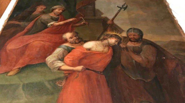 Osiemnastowieczne płótno wróciło do kościoła