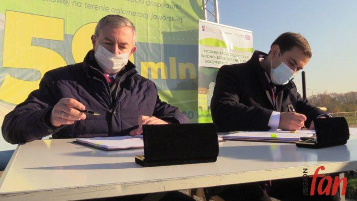 W Jaworze powstanie nowoczesna oczyszczalnia ścieków