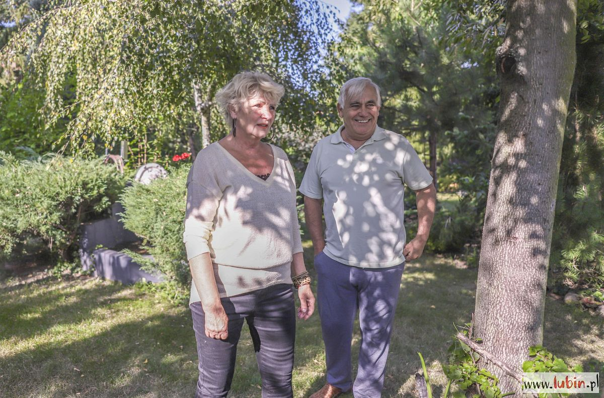 Tajemniczy ogród z Osieka w ogólnopolskiej telewizji