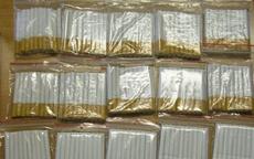 Znaleźli ponad tysiąc papierosów bez akcyzy