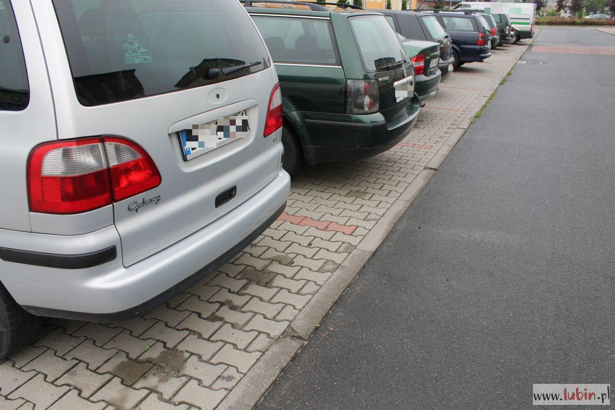Na  Bydgoskiej powstaną kolejne parkingi