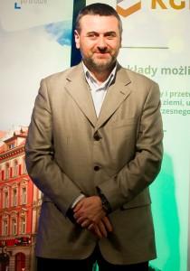 Burmistrz Robert Pawłowski