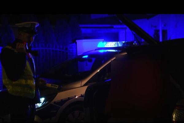 Policyjny pościg ulicami miasta