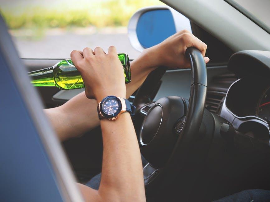 Kompletnie pijani za kierownicą