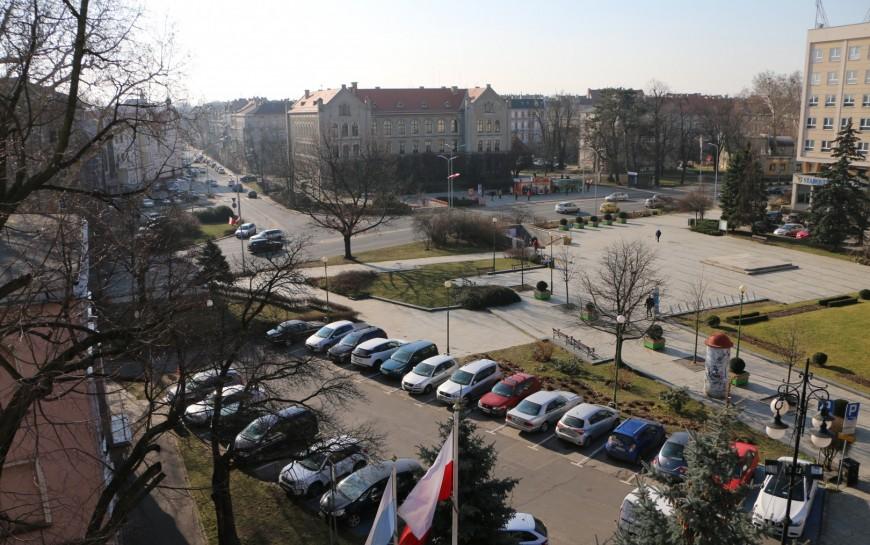 """""""Nowy"""" plac Słowiański coraz bliżej"""