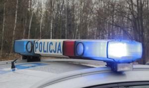 policja radiowóz drogówka