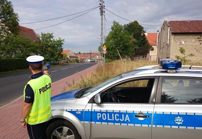 Jaworska policja ruszyła z kolejną akcją