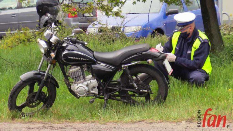 Staruszka potrącona na przejściu (FOTO, WIDEO)